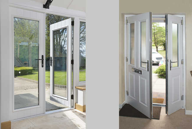 french door made by aston windows