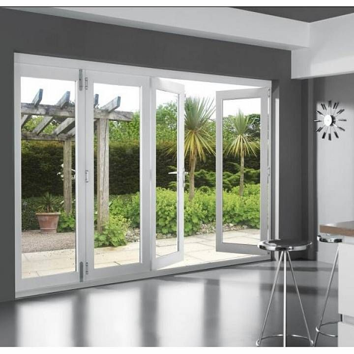 supply only bifold white doors